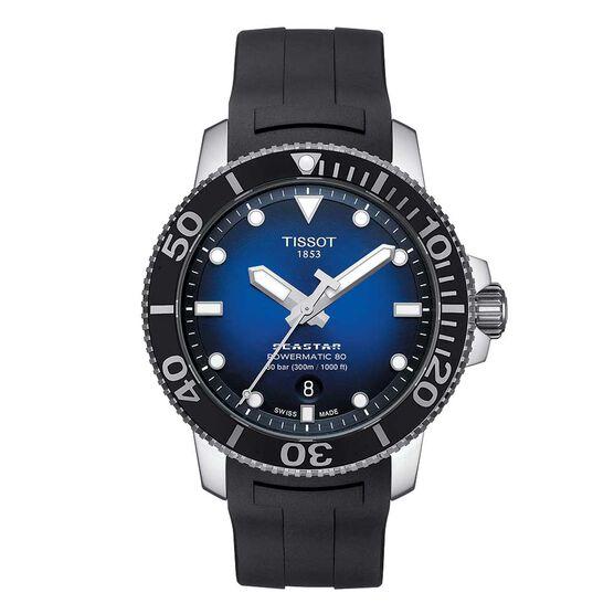 Tissot Seastar 1000 Powermatic 80 Watch, 43mm