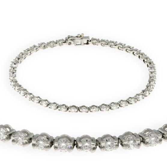 Ben Bridge Signature Diamond™ Bracelet in Platinum