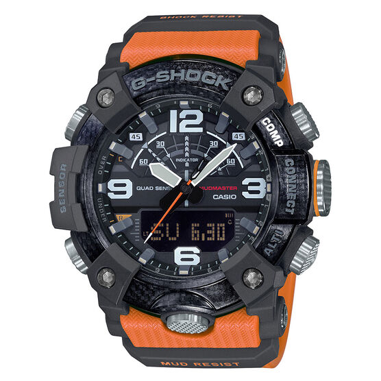 G-Shock Master of G Mudmaster Connected Bluetooth Watch