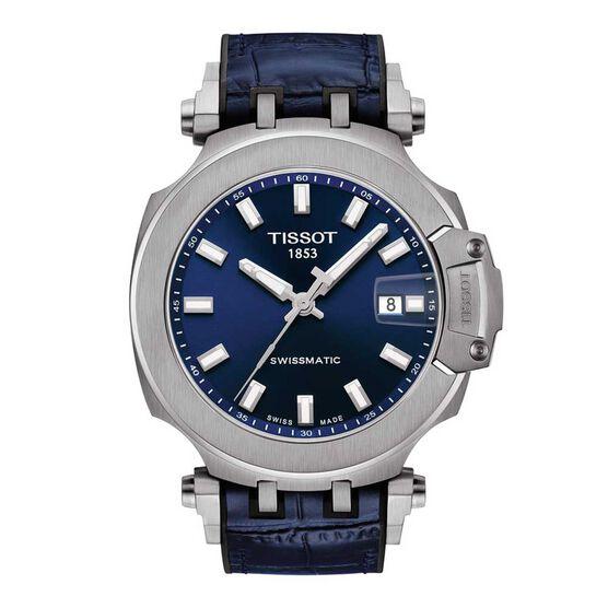 Tissot T-Race Swissmatic Automatic Watch, 48mm