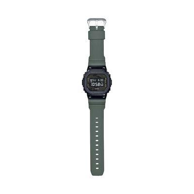 G-Shock Camo Stainless Steel Case Digital Watch