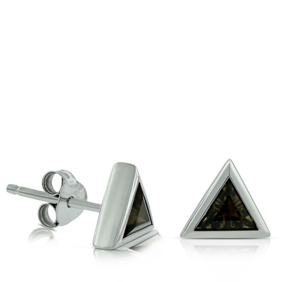 Lisa Bridge Smoky Quartz Earrings