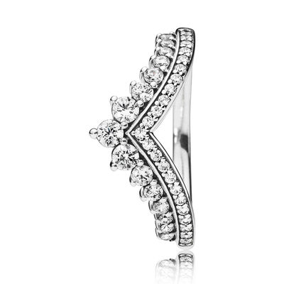 PANDORA Princess Wish CZ Ring
