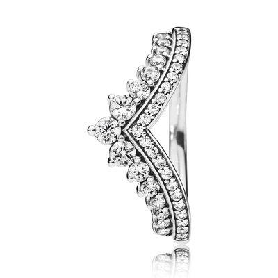 PANDORA Princess Wish CZ Ring