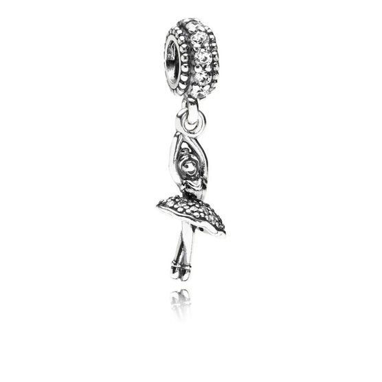 Pandora Ballerina Charm
