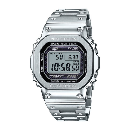 G-Shock G-Steel Solar Bluetooth Digital Watch