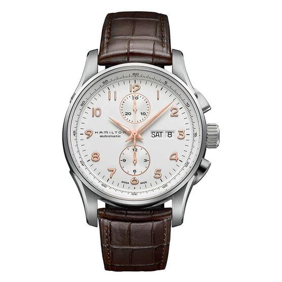 Hamilton Jazzmaster Maestro Auto Chrono Watch, 45mm