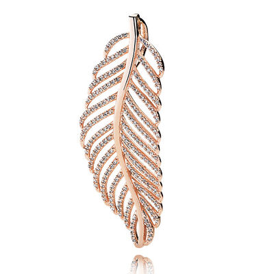 PANDORA Rose™ Light as a Feather Necklace Pendant