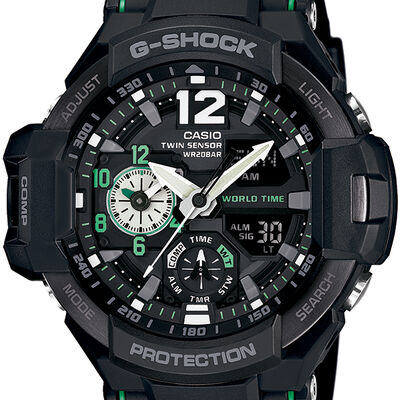 G-Shock Gravitymaster Aviation Analog Watch