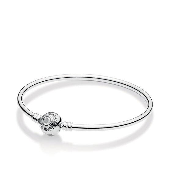 Pandora Disney, Princess Jasmine & Aladdin Bangle Bracelet