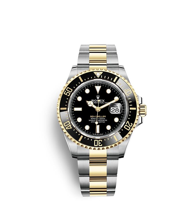 Rolex Sea-Dweller Watch