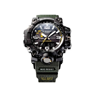 G-Shock Master of G Mudmaster Analog Digital Watch