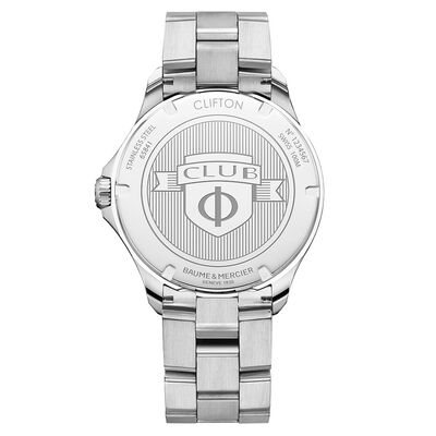 Baume & Mercier CLIFTON CLUB 10412 Quartz Watch