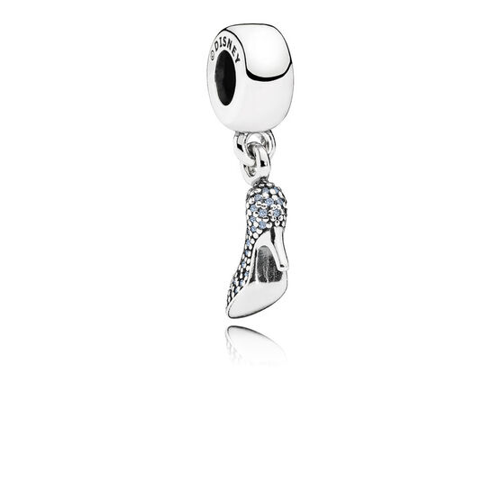 Pandora Disney Cinderella's Sparkling Slipper Charm