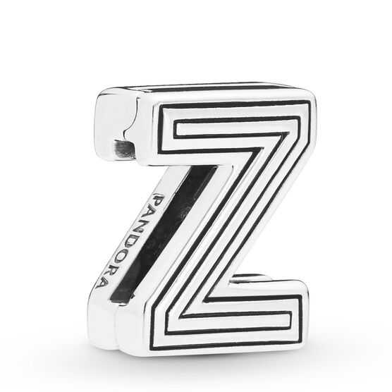 Pandora Reflexions™ Letter Z Clip Charm