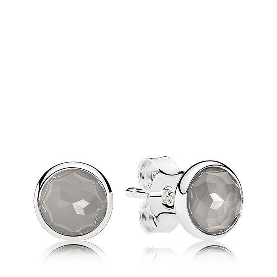 PANDORA June Droplets Earrings