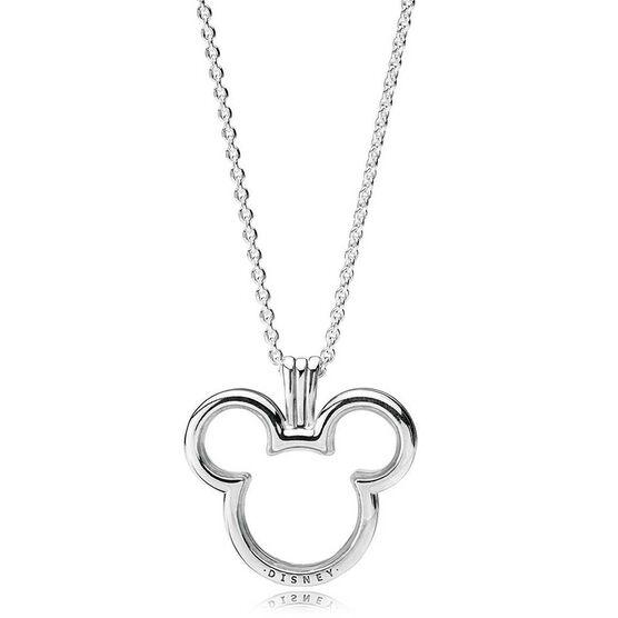 Pandora Disney, Mickey Floating CZ Locket