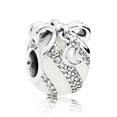 PANDORA Dazzling Wishes Bracelet Gift Set 179 2018 Exclusive Holiday Charm Ornament