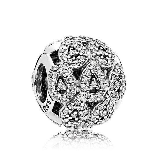 Pandora CZ Cascading Glamour Charm