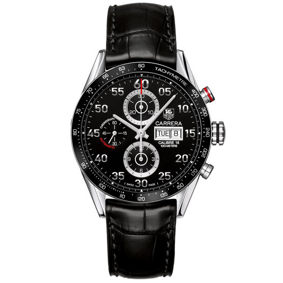 TAG Heuer Carrera Calibre Automatic Chronograph, 43mm