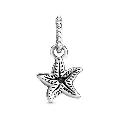 Pandora Beaded Starfish Pendant