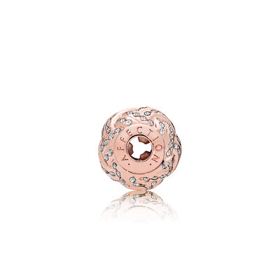 PANDORA Rose™ ESSENCE CZ Affection Charm