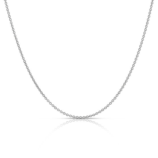 """Rolo Chain Necklace 14K, 18"""""""