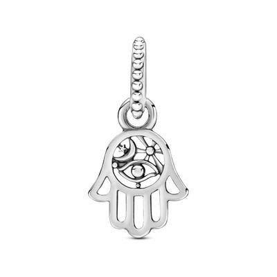Pandora Protective Hamsa Hand Dangle Charm