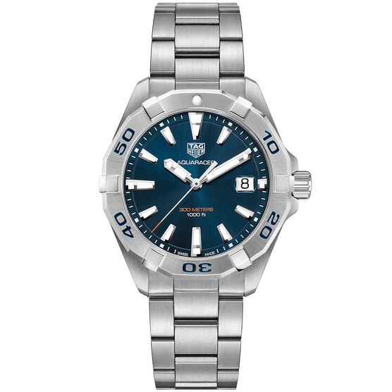 TAG Heuer Aquaracer Blue Dial Quartz Watch