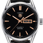 TAG Heuer Carrera Caliber 5 Day-Date Automatic Watch