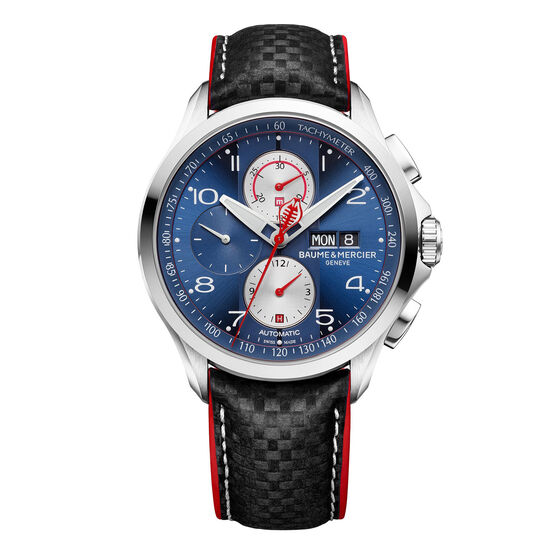 Baume & Mercier CLIFTON CLUB Shelby Cobra Limited Edition Watch, 44mm