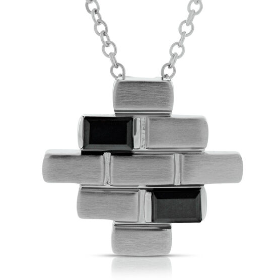 Lisa Bridge Black Onyx Pendant