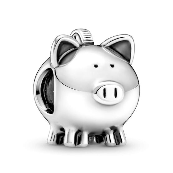 Pandora Cute Piggy Bank Charm