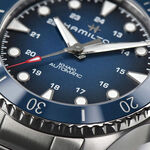 Hamilton Khaki Navy Scuba Blue Steel Automatic Watch, 43mm