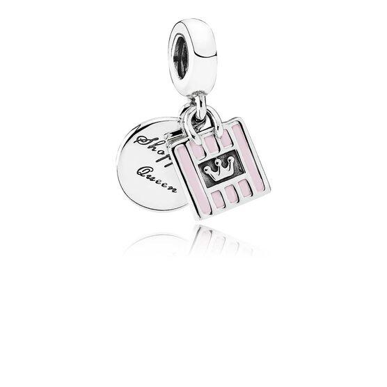 Pandora Shopping Queen Enamel Charm 791985en40 Ben