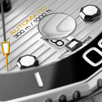TAG Heuer Aquaracer Professional 300 Silver Steel Watch, 43mm