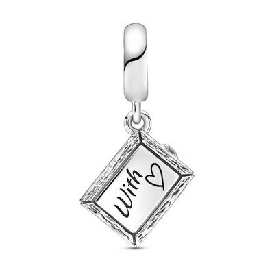 Pandora Chalkboard Dangle Charm