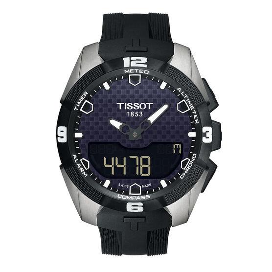 Tissot Touch Collection Solar Chrono Titanium Watch, 45mm