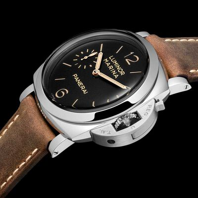 PANERAI Luminor Marina 1950 Acciaio Watch