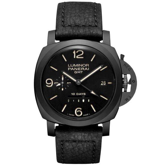 PANERAI Luminor 1950 Automatic GMT Ceramic Watch