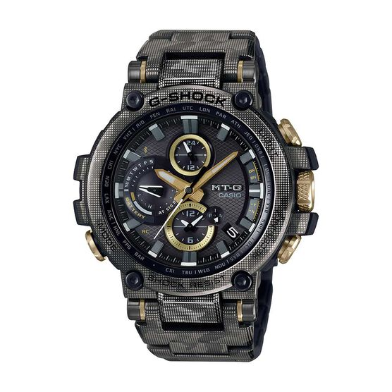 G-Shock MT-G Camo Connected Bluetooth Solar Watch