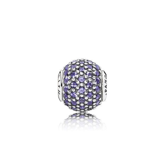 PANDORA ESSENCE Faith Pavé Charm