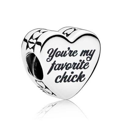 PANDORA You're My Favorite Chick