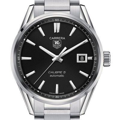 TAG Heuer Carrera Calibre 5 Automatic Watch