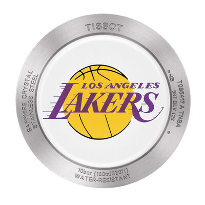 Tissot Quickster Lakers NBA Special Edition T-Sport Quartz Chrono Watch