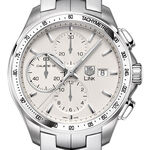 TAG Heuer Link Calibre 16 Automatic Chronograph Watch, 43mm