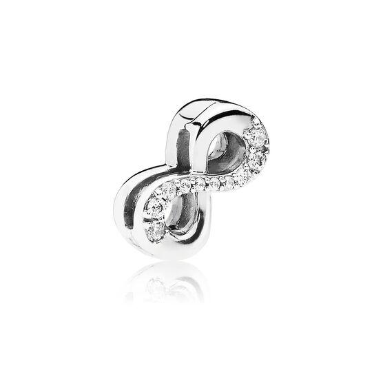 Pandora Reflexions™ Sparkling Infinity CZ Clip Charm