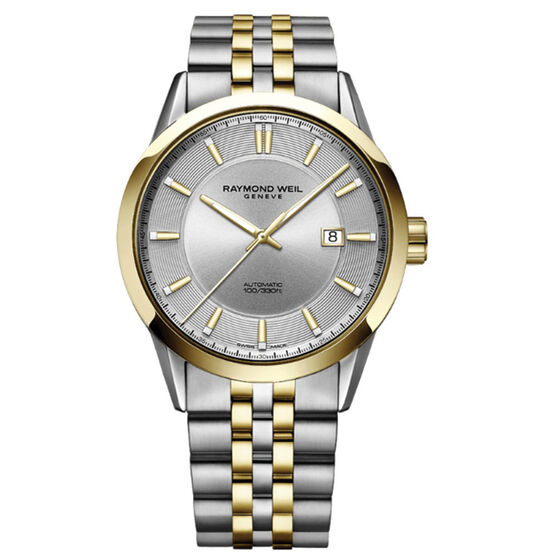 Raymond Weil Freelancer Automatic Two-Tone Watch