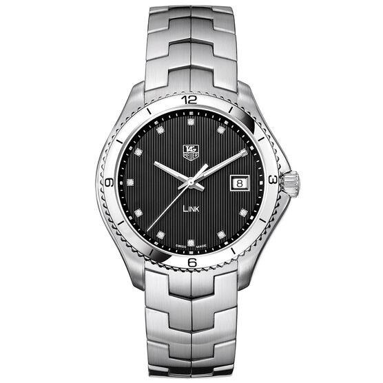 TAG Heuer Link Quartz Diamond Watch