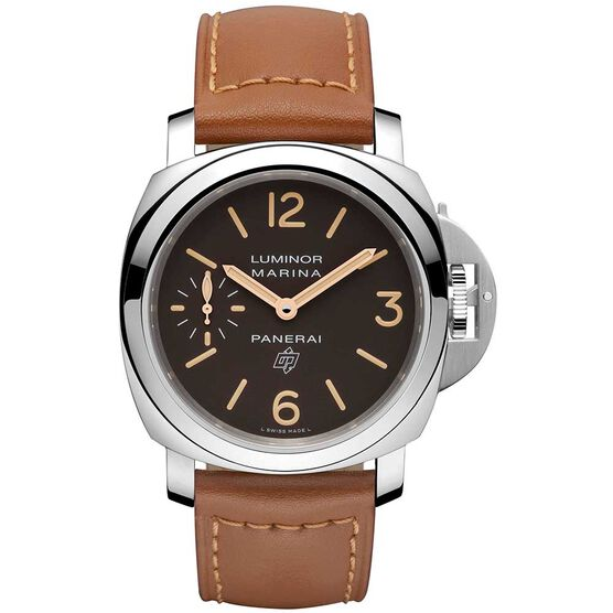 PANERAI Luminor Marina Logo Acciaio Watch